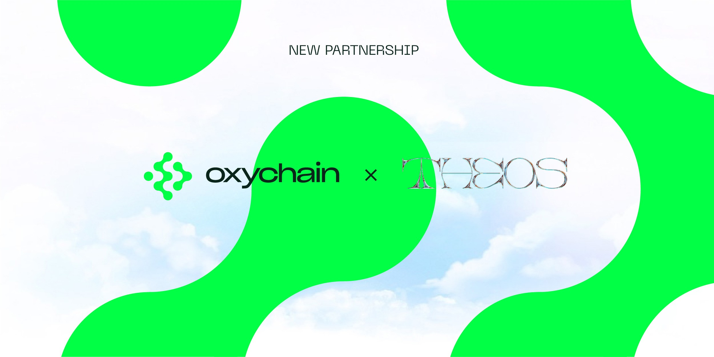 Oxychain forms a partnership with THEOS